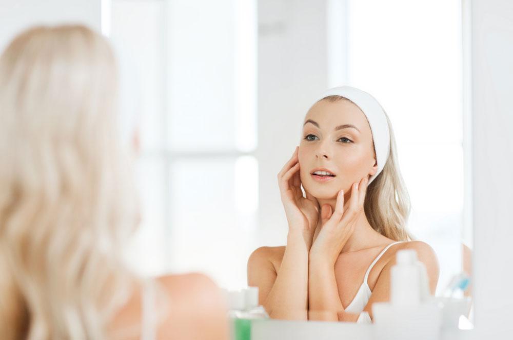 肌にやさしい敏感肌のスキンケア法