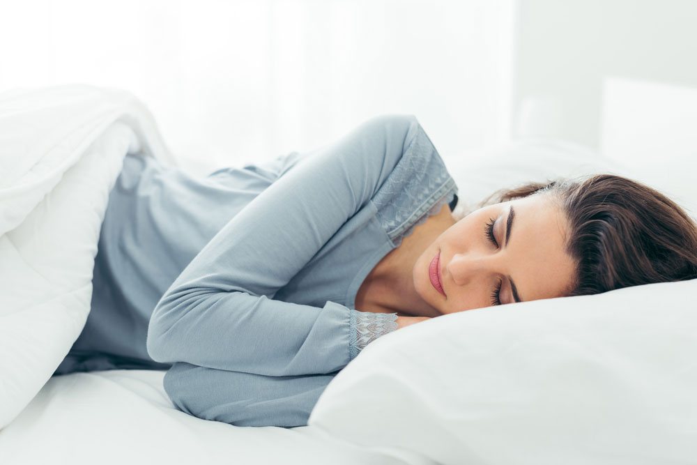 質のいい睡眠をとる生活を続ける