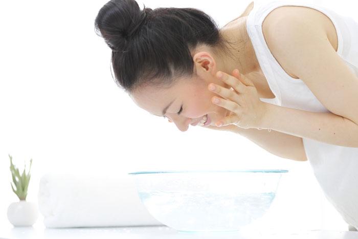 乳液洗顔の正しい実践法