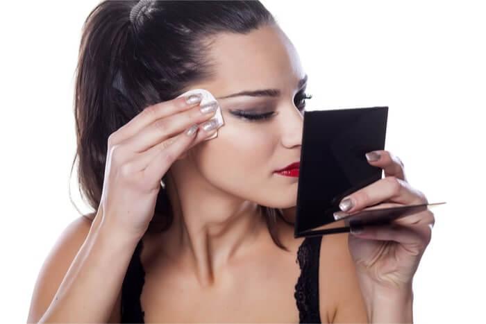 化粧石鹸や洗顔石鹸ではメイクオフに使用できる?