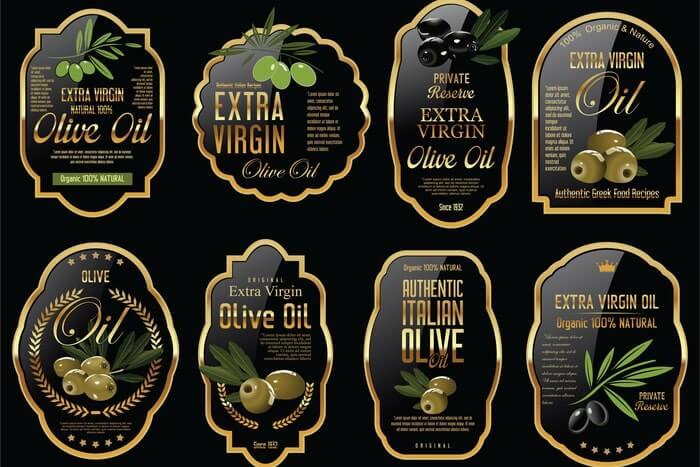 オリーブオイルの種類